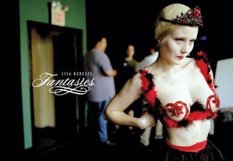burlesque photograph