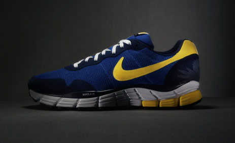 For the shoe's 25th anniversary, Nike has given its famous Pegasus a few  new features—not the least of which is the company's